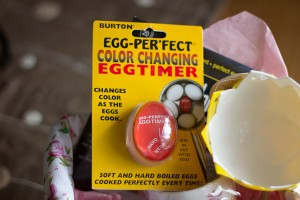Egg Perfect Color Changing Egg Timer