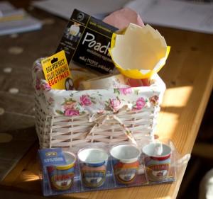 John Lewis Easter Gift Basket