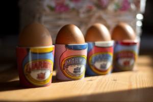Marmite Egg Cups