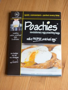 Poaches Egg Poaching Bags