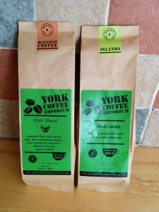 York Coffee Emporium Beans